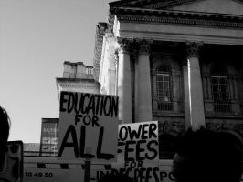 we DONT NEED NO education by seatonsluice