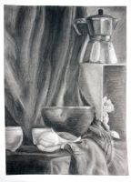 How Do I Drew Charcoal? by Elera