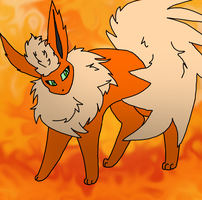 Flareon by prussiawashere999