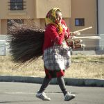 The woman with brooms by Alexandru-MM