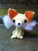 Fennekin by Winterybreeze