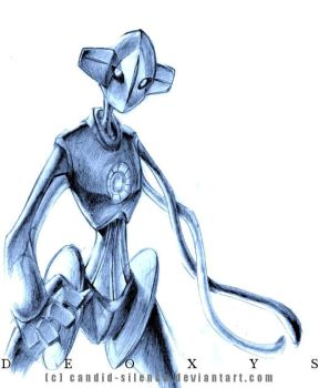 Deoxys- Normal by candid-silence