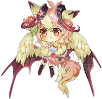 DemonClaw 04 Adoptable [Extra!] by rainue