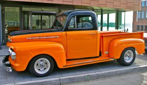 Custom Ford F1 -4 by cmdpirxII