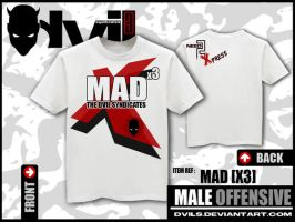 Mad X3 by dvils
