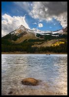 Lost Lake by ChimpyJay