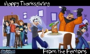 A Fenton Thanksgiving by Windstorm1