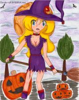 Halloween Time by MsCappuccino
