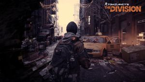 Tom Clancy's : The Division - Custom Wallpaper by Vis-al-Ghul