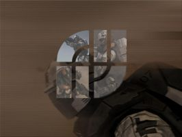 Battlefield 2142 EU Wallpaper by rogelead
