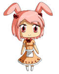 [Commission] Mini Chibi Vivianne by izka197