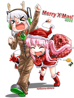 Merry Chrismas XDD by Porforever