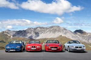 BMW Roadster by TheCarloos