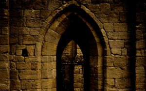 Abbey Window by The-Aperture
