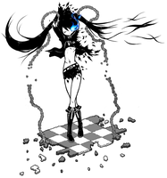 Black Rock Shooter by Suikasen