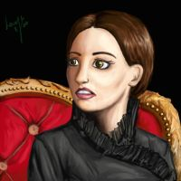 Nessarose by DryEyez