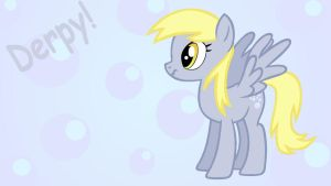 Derpy Hooves BG by YuiRainbowStar