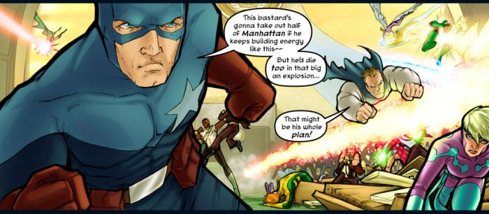 The Unques #1 Page 20: Read it FREE! by ComfortLove
