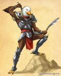 Avians - Rapaces 2 by the-silverware