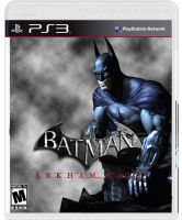 batman ps3 cover by x-Andy-Sixx-x