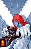 Mystique by LandonLArmstrong