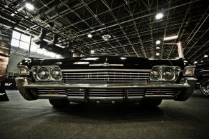 Chevy Impala Front by miki3d