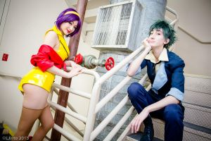 Cowboys - Cowboy Bebop by Mostflogged