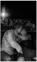 Fingering in Theater by dnomaid