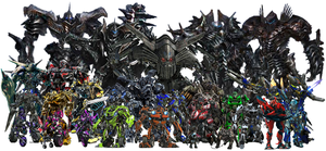 Transformers Movie Autobots by TFPrime1114
