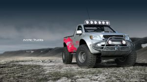 Arctic Hilux 3 by Sphinx1