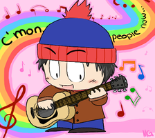 Stan's Gay Little Song by Chao-sama