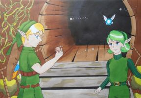 Goodbye Link ... by hae-chan