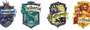 Hogwarts Houses Information by LilithFlower23
