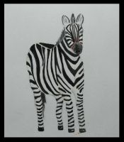 The Zebra by kn33cow