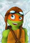 An'D AU -Angel Mikey - by DasWesen