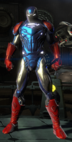 Iron Patriot (DC Universe Online) by Macgyver75