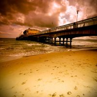 Old Pier II Redux by Dave-Ellis