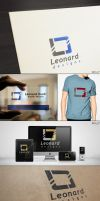 Leonard Designs Logo by daWIIZ