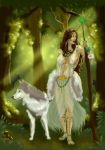 Forest Enchantress by Ederoi