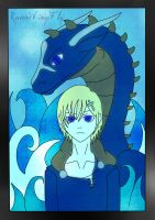 APH- Dragon of the North (Dragontalia) by RavenWingsFly
