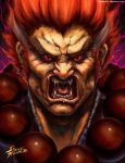 Gouki by RobertDamnation