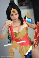Wonder Woman Ame-comi by WenWenB