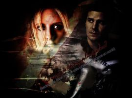 bring me to life: buffy-angel by artbykt