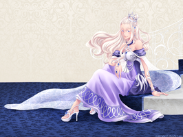 CP: Mirajane by copperjellyroll