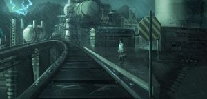 The train's arriving by PlasmaX7