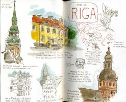 A trip to Riga by crisurdiales