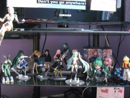 Figure collection. by Chichi9521