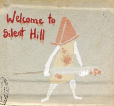 Welcome to Silent Hill by Jeepsterz