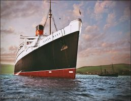 79 Years of Grace and Style by RMS-OLYMPIC