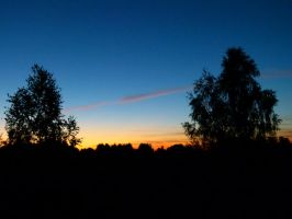 Sunset by zientable